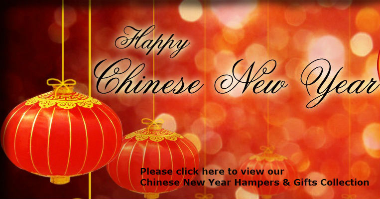 Chinese New Year Hamper & Gifts
